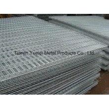 Mesh métallisé soudé galvanisé à la vente / Mesh galvanisé hexagonal en maille moulée hexagonale en PVC