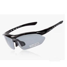 Men and Women Outdoor Sports Bike Clear Sunglasses Polarized Riding Glasses