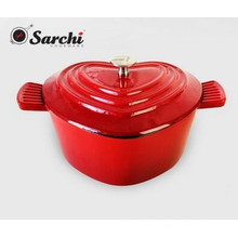 Sarchi Cookware Heart Casserole