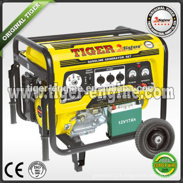 3800W EPN SERIES EPN4900DXE GASOLINE GENERATOR ECTRICAL START