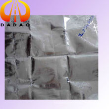 woven fabric metalized aluminum film