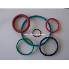 O Ring en silicone coloré