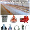 Fazenda de Frango Automática com Kits de Produção de Frangos de Conjunto Completo