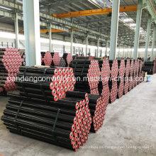 Rodillo transportador de cinta de acero al carbono / rodillo intermedio