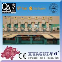 HUAGUI baixo preço mini máquina de costura aplicador de strass