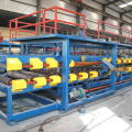 Cangzhou PLC Controlled Roof Sandwich Panel Production Line