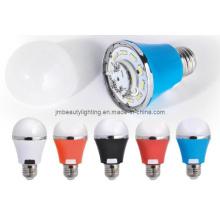 LED Globale Glühbirne Silber Diamond Serie