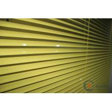 aluminum slats venetian blind aluminium slat roller shutters
