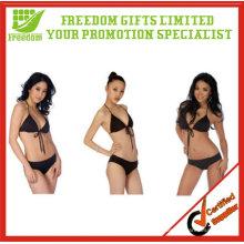 2012 venda quente estoque 6 cores mulher franja swimwear
