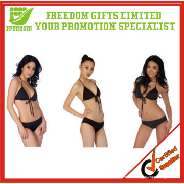2012 Hot Sale Stock 6 colores Mujer Fringe Swimwear