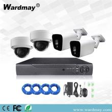4CH 4K 8MP IP Kamera Sistem Poe Kit