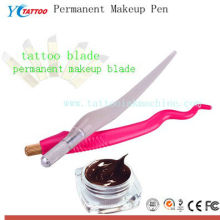 Pengcheng Placa de sobrancelha manual descartable para maquiagem permanente