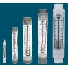 Débitmètre acrylique de série de Chunke Lzm pour l'usine de traitement de l'eau