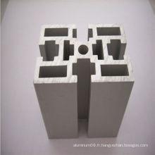 Profils d'extrusion en aluminium pour fenêtres et portes, achetez directement depuis l'usine de Chine