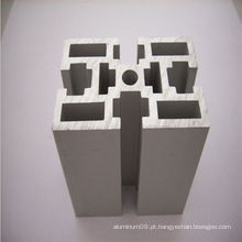 Perfis de extrusão de alumínio para janelas e portas, comprar diretamente da fábrica de porcelana