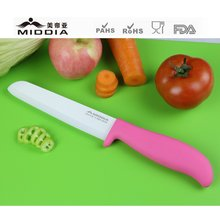 Zirconia Kitchen Ceramic Chef/Bread/Slicing Knife in 6 Inch