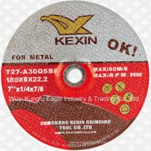 Disco de corte y rectificado de alta calidad para pulir