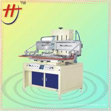 Máquina de impressão precisa da tela plana da venda quente, tamanho máximo da impressão: 700x1000mm