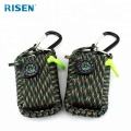 Outdoor Disaster Survival Paracord Bag