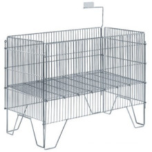 Best price light duty wire mesh containers with high quality