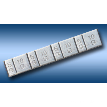 Pb Stick-on / Adhesive Wheel Weights 5g / 10gX4