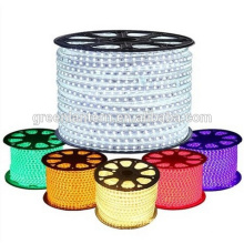 High voltate SMD 5050 3528 SMD led flexible strip with power plug flexible led strip lights 220v