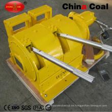 Underground Mining Air Slusher con raspador