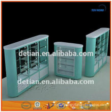 good quality glass display cabinet showcase show exhibition stands frames display rack
