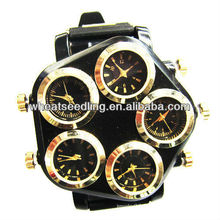 luxury jewelry watch with five watch face JW-19