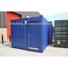 20ft Site Canteen / Mess Unit Containers (shs-fp-kitchen&dining004)