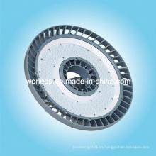 140W luz de peso competitivo y excelente LED de alta luz de bahía que puede reemplazar una lámpara de halogenuro metálico de 400W
