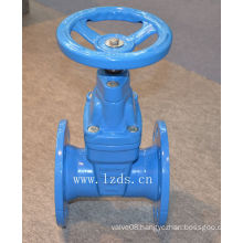 Soft Sealing Cast Iron Gate Valve