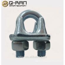 Gréement matériel U.S. Type Drop forgé câble Clip