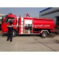 DONGFENG Duolika 5CBM Water Tank Fire Truck
