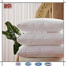 100% полиэфирное волокно, заполняющее самые дешевые подушки для подушек в отеле, с гарантией торговли