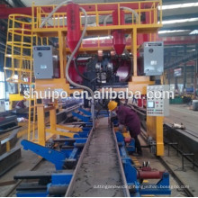 2015 high quality antomatic double wire H beam welding machine