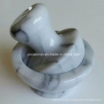 Marble Mini Size Mortars and Pestles Factory in China