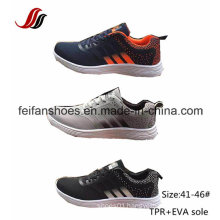 Breathable Men′s Running Sport Shoes Leisure Shoes