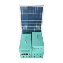 Solar Home Power System, Solar Panel: 120W; Battery: 65ah