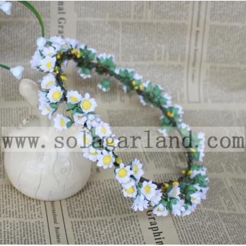 ladies decorative headband bridal flower headband