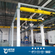 Special high configuration overhead crane