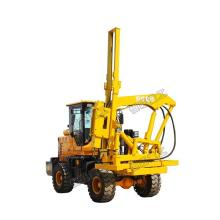 Load Type Hydraulic Hammer Guardrail Pile Driver