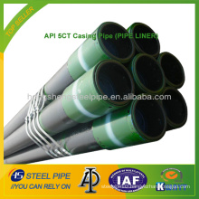 API 5CT Casing Pipe (PIPE LINER)