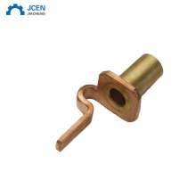 Custom battery spring copper metal contact connector