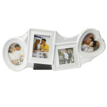 Small Size Heart And Round Photo Frame For Baby