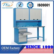 banco de trabajo directo del taller del acero industrial del fabricante