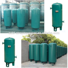 500L compressor de ar de parafuso 8bar alumínio ar tanque de aço tanque de ar