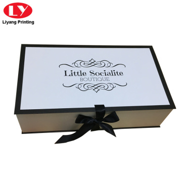 Hot Jual White Gift Box Wedding Dress Packaging