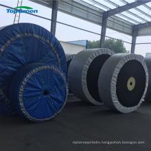 Heat resistant ep nn conveyor belt