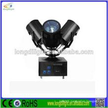 Guangzhou longdi 6000w three head search light